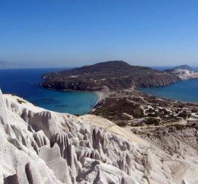"Summer @eirinika: Πάμε στο Γυαλί: Το ""άγνωστο"" νησί της ελαφρόπετρας, με εξωπραγματική ομορφιά - ανάμεσα σε Κώ & Νίσυρο  - Κυρίως Φωτογραφία - Gallery - Video"