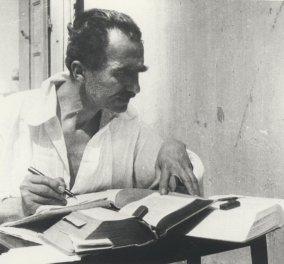 Ο Γιάννης Σμαραγδής για τον Νίκο Καζαντζάκη: Μια υπερπαραγωγή για τη ζωή του μεγάλου συγγραφέα - Κυρίως Φωτογραφία - Gallery - Video
