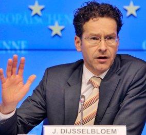 Ντάισελμπλουμ: Θλιβερή απόφαση το δημοψήφισμα - Τέλος στις διαπραγματεύσεις - Κυρίως Φωτογραφία - Gallery - Video