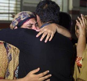 Φονικός καύσωνας πλήττει το Πακιστάν - Τουλάχιστον 450 οι νεκροί τις τελευταίες ώρες - Κυρίως Φωτογραφία - Gallery - Video