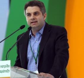 ΠΑΣΟΚ - Εκλογή νέου προέδρου - Κωνσταντινόπουλος: Ζητάμε εντολή για το μέλλον της παράταξης - Κυρίως Φωτογραφία - Gallery - Video