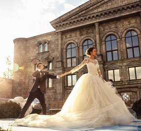 Story: Το follow me to ζευγάρι παντρεύτηκε - Η Natalia & o Murad έδωσαν όρκους αγάπης - Κυρίως Φωτογραφία - Gallery - Video