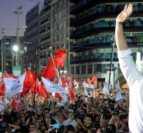 Ο ΣΥΡΙΖΑ καλεί αύριο στο Σύνταγμα: Ηχηρό μήνυμα αντίστασης στον μονόδρομο της λιτότητας & τους εκβιασμούς  - Κυρίως Φωτογραφία - Gallery - Video