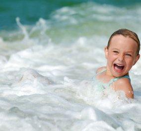 Τσούχτρες , ο νούμερο ένα κίνδυνος για τα παιδιά στις διακοπές - Κυρίως Φωτογραφία - Gallery - Video
