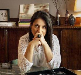 Τop Woman η Μαρίνα Μανωλοπούλου Βασιλείου: Δημιούργησε την Kultia διεθνούς φήμης on line boutique κοσμημάτων - Κυρίως Φωτογραφία - Gallery - Video
