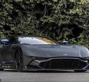 Δείτε αυτήν την μοναδική Aston Martin - Θα κυκλοφορήσουν μόνο 24 σε όλο τον κόσμο  - Κυρίως Φωτογραφία - Gallery - Video