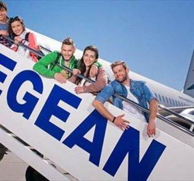AEGEAN: Διάθεση 20.000 θέσεων -  Από 9 ευρώ για ταξίδια στο εσωτερικό!  - Κυρίως Φωτογραφία - Gallery - Video