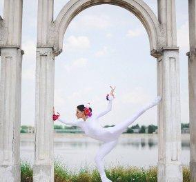 Συναρπαστική φωτογράφιση μιας εκθαμβωτικής μπαλαρίνας στον  δρόμο!  - Κυρίως Φωτογραφία - Gallery - Video