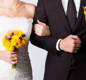 Όταν ο γαμπρός & η νύφη βγήκαν από την εκκλησία τους περίμενε μια έκπληξη – Το video που έγινε viral  - Κυρίως Φωτογραφία - Gallery - Video