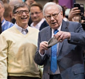 Bloomberg: Οι 400 πλουσιότεροι άνθρωποι στον κόσμο έχασαν 70 δισ. δολάρια από την ελληνική κρίση'' - Κυρίως Φωτογραφία - Gallery - Video