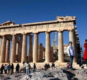17 δισ. ευρώ η συνεισφορά του τουρισμού στο ΑΕΠ το 2014 - μελέτη του ΣΕΤΕ  - Κυρίως Φωτογραφία - Gallery - Video