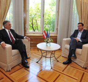 Φάιμαν: Η κατάσταση για το ελληνικό ζήτημα είναι ασαφής - Χρειάζονται συμβιβασμοί & από τις 2 πλευρές - Κυρίως Φωτογραφία - Gallery - Video