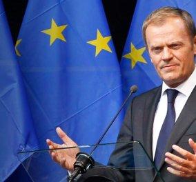Τουσκ: Ζητά αποφάσεις απόψε - Μπορεί η Ελλάδα να αιτηθεί νέου προγράμματος διάσωσης; - Κυρίως Φωτογραφία - Gallery - Video