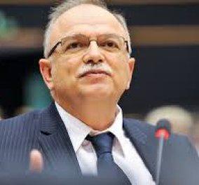 Παπαδημούλης: «Από αύριο πρέπει να ξεκινήσουν οι συζητήσεις πάνω στο νέο έδαφος που δημιουργεί η βούληση του ελληνικού λαού» - Κυρίως Φωτογραφία - Gallery - Video