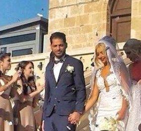 Παραδοσιακός γάμος στην Πάφο για διάσημη ηθοποιό - Κυρίως Φωτογραφία - Gallery - Video