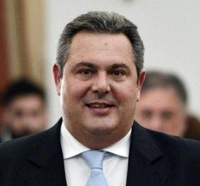 Καμμένος: «Ζητούμε ο ελληνικός λαός να είναι ενωμένος αύριο. Η κυβέρνηση ξεκινά τη διαπραγμάτευση εκεί που την άφησε» - Κυρίως Φωτογραφία - Gallery - Video