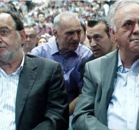 Θερμό επεισόδιο ανάμεσα σε Λαφαζάνη και Δραγασάκη στην ΚΟ του ΣΥΡΙΖΑ  - Κυρίως Φωτογραφία - Gallery - Video