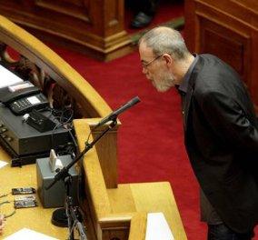 Ορκίστηκε βουλευτής του ΣΥΡΙΖΑ ο δημοσιογράφος της Αυγής Γιώργος Κυρίτσης - Βίντεο - Κυρίως Φωτογραφία - Gallery - Video