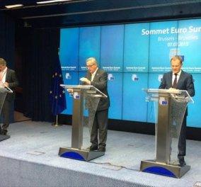Τελεσίγραφο στην κυβέρνηση: Αξιόπιστες προτάσεις ή έξοδος από το ευρώ την Κυριακή  - Κυρίως Φωτογραφία - Gallery - Video