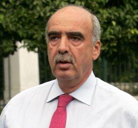 Μεϊμαράκης: «Θα πάμε όλοι μαζί και θα στηρίζουμε την Κυβέρνηση»  - Κυρίως Φωτογραφία - Gallery - Video