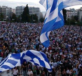 «Μένουμε Ευρώπη»: Νέα συγκέντρωση σήμερα στις 19.30 στο Σύνταγμα - Κυρίως Φωτογραφία - Gallery - Video
