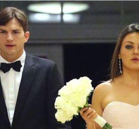 Ένα παραμυθένιο μέρος επέλεξε το ζευγάρι Kunis-Kutcher για να τελέσει τους γάμους του - Κυρίως Φωτογραφία - Gallery - Video