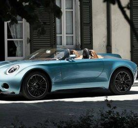 Το επόμενο Mini Cooper θα είναι πάρα πολύ large: Δείτε φώτο   - Κυρίως Φωτογραφία - Gallery - Video