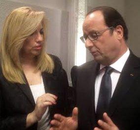 Φ. Γεννηματά: Ευτυχώς οι Γάλλοι στέκονται απέναντι στους ακραίους που απειλούν με Grexit & διάλυση της Ευρώπης - Κυρίως Φωτογραφία - Gallery - Video