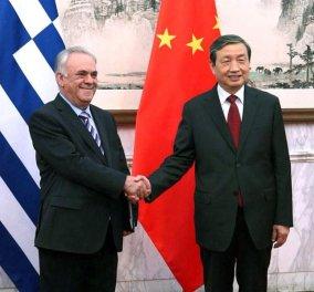 Κινέζοι σε Δραγασάκη: Δώστε μας projects & είμαστε έτοιμοι για επενδύσεις στην Ελλάδα  - Κυρίως Φωτογραφία - Gallery - Video