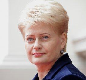 Και η Λιθουανία ενέκρινε την ελληνική συμφωνία παρά την σκληρή Προεδρίνα της   - Κυρίως Φωτογραφία - Gallery - Video