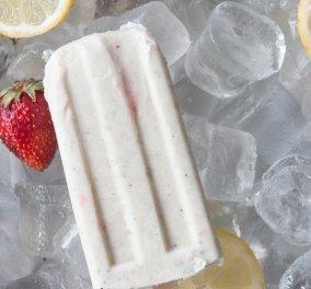 Δροσιστικό Popsicles με καστανό βούτυρο από τον Άκη Πετρετίκη  - Κυρίως Φωτογραφία - Gallery - Video