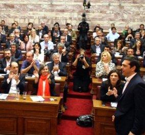 Αυτά είναι τα 109 μέλη του ΣΥΡΙΖΑ που απορρίπτουν τη συμφωνία της κυβέρνησης - Δείτε την λίστα - Κυρίως Φωτογραφία - Gallery - Video