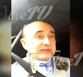 Βίντεο: Ληστής επιτίθεται σε δημοσιογράφο  ζωντανά την ώρα που μεταδίδει από το αυτοκίνητο του  - Κυρίως Φωτογραφία - Gallery - Video
