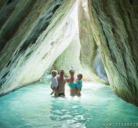 """""""Μεγαλώνοντας τις κορούλες μας σαν ναυτάκια διαπλέοντας την εξωτική Καραϊβική"""" - Κυρίως Φωτογραφία - Gallery - Video"""