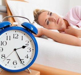 Δυσκολεύεστε να κοιμηθείτε; Δείτε το βίντεο με την τεχνική 4-7-8 για ύπνο σε μόλις 1 λεπτό - Κυρίως Φωτογραφία - Gallery - Video