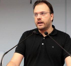 Θεοχαρόπουλος της ΔΗΜΑΡ: «Η χώρα χρειάζεται άμεση συμφωνία» - Κυρίως Φωτογραφία - Gallery - Video