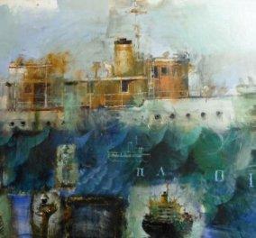 Καλοκαιρινή έκθεση 2015 στη Γκαλερί Ζουμπουλάκη: Χρώματα και έργα που θα σας καταπλήξουν!   - Κυρίως Φωτογραφία - Gallery - Video
