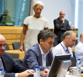 Reuters: «Το Eurogroup ζητά περισσότερα μέτρα – Τηλεφώνημα Τσακαλώτου σε Τσίπρα» - Κυρίως Φωτογραφία - Gallery - Video