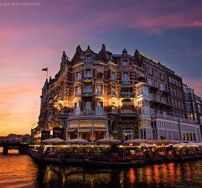 De L'Europe: Ερωτικό κουτί για πολυτελείς ρομαντικές βραδιές στο Άμστερνταμ  - Κυρίως Φωτογραφία - Gallery - Video