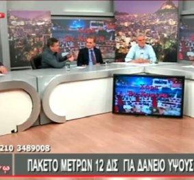 Νικολόπουλος σε Τζήμερο: Είσαι σκουπίδι και πραξικοπηματίας - βίντεο  - Κυρίως Φωτογραφία - Gallery - Video