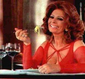 Η πιο διάσημη συνταγή για μακαρόνια από την Σοφία Λόρεν, την πιο γνήσια Ιταλίδα σταρ  - Κυρίως Φωτογραφία - Gallery - Video