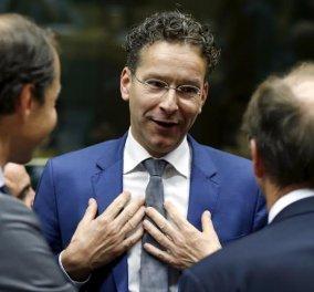 Βίντεο: Γ. Ντάισεμπλουμ- Υπάρχουν ανοικτά ζητήματα, η απόφαση στους ηγέτες της Ευρωζώνης - Κυρίως Φωτογραφία - Gallery - Video