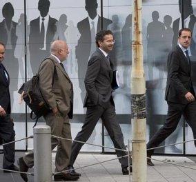 Live: Σε εξέλιξη η τηλεδιάσκεψη των ΥΠΟΙΚ της Ευρωζώνης  - Κυρίως Φωτογραφία - Gallery - Video