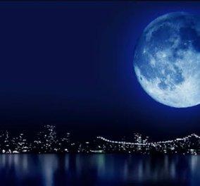 Ερωτικό ωροσκόπιο: Πως επηρεάζει απόψε η Μπλε Πανσέληνος το ζώδιο σας;    - Κυρίως Φωτογραφία - Gallery - Video
