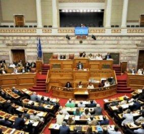 Εγκρίθηκε επίσημα η συμφωνία με ΝΑΙ 229, ΟΧΙ 64, ΠΑΡΩΝ 6 - 32 Οχι από τον ΣΥΡΙΖΑ  - Κυρίως Φωτογραφία - Gallery - Video