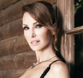 H Βίκυ Χατζηβασιλείου έχει το καλύτερο σώμα της ελληνικής τηλεόρασης - Να την!  - Κυρίως Φωτογραφία - Gallery - Video