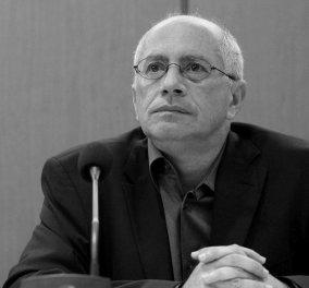 Πέθανε ο δημοσιογράφος Ανταίος Χρυσοστομίδης - Bαθύτατα μορφωμένος, ευγενής, κοσμοπολίτης   - Κυρίως Φωτογραφία - Gallery - Video