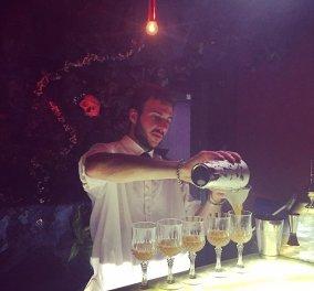 Εγκαίνια για το πρώτο μπαρ που αντί να πίνεις αλκοόλ το εισπνέεις... που αλλού; Στη Βρετανία!  - Κυρίως Φωτογραφία - Gallery - Video