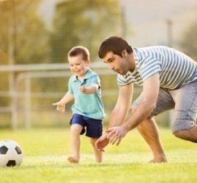 Πατέρας - Γιος: Τα τρία βασικά στάδια στην εξέλιξη της σχέσης τους  - Κυρίως Φωτογραφία - Gallery - Video
