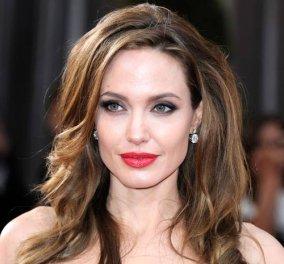 Θρίλερ με την υγεία της Angelina Jolie - Ζυγίζει 37 κιλά - Παλεύει με τον καρκίνο;   - Κυρίως Φωτογραφία - Gallery - Video